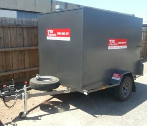 Trailer Hire - Gold Coast - One Way trailer hire