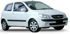 2010 Hyundai Getz - Manual