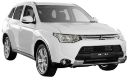 Family Car Rental - Gold Coast - 2015 Mitsubishi Outlander
