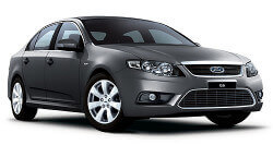 Family Car Rental - Gold Coast - 2011 Ford Falcon G6