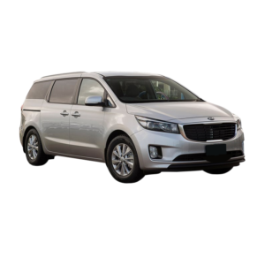 Van Hire - Gold Coast - 2016 Kia Carnival