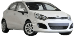 2014 Kia Rio or similar - Automatic