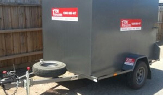 Got a lot of stuff to shift? Problem solved with a one way trailer hire from Surfers Rent A Car - Gold Coast